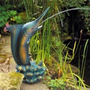 Swordfish Spitter