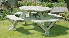 Wye Circular Table
