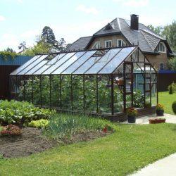 10′5″ Wide Supreme Elite Greenhouse