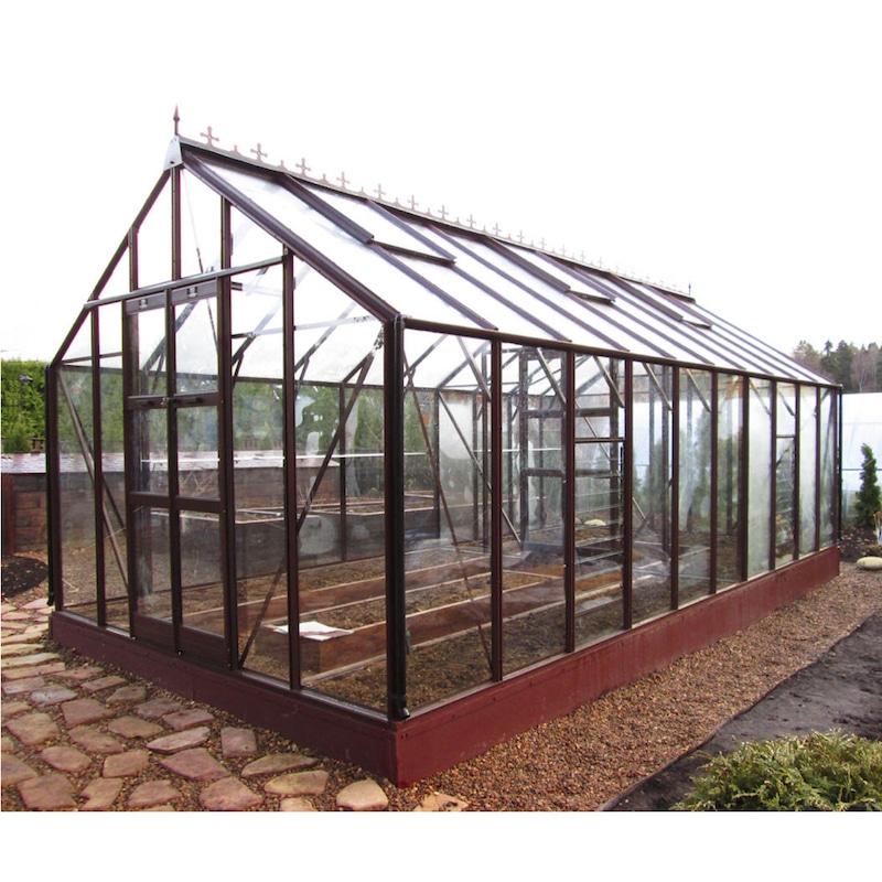 10′5″ Wide Titan 1000 Elite Greenhouse