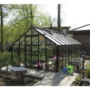 10′5″ Wide Titan 1000 Elite Greenhouse