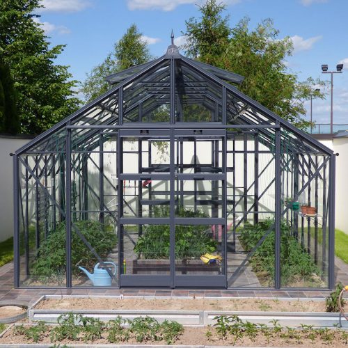 12′5″ Wide Titan 1200 Elite Greenhouse
