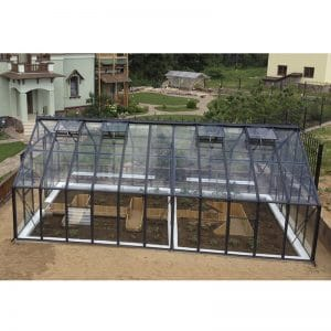 12′5″ Wide Titan 1200 Elite Greenhouse