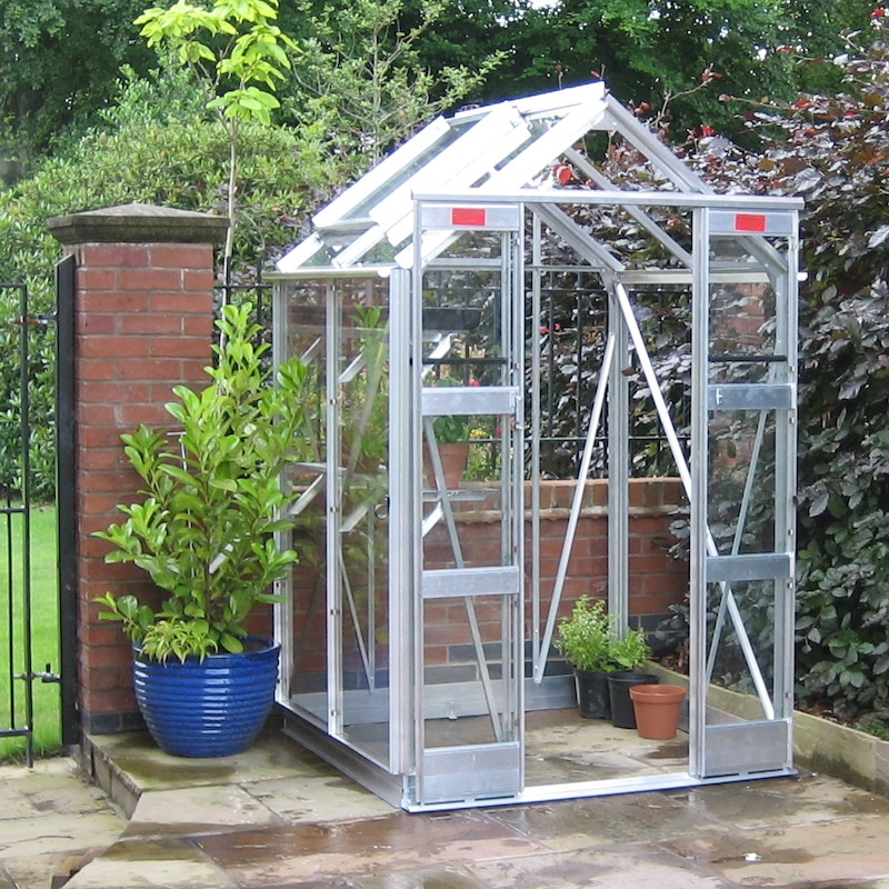 4′3″ Wide Compact Elite Greenhouse