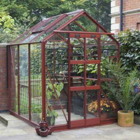 5′3″ Wide Delta Elite Greenhouse