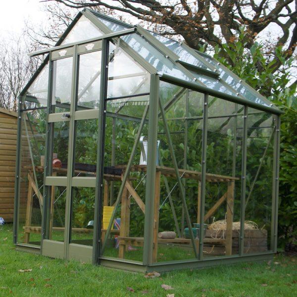 5′3″ Wide Streamline Elite Greenhouse