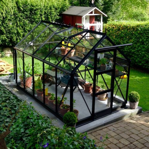 6′3″ Wide Craftsman Elite Greenhouse