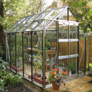 6′3″ Wide GX600 Elite Greenhouse