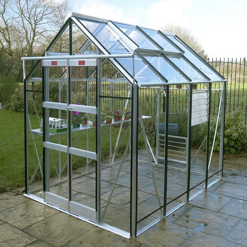 6′3″ Wide GX600 Elite Greenhouse