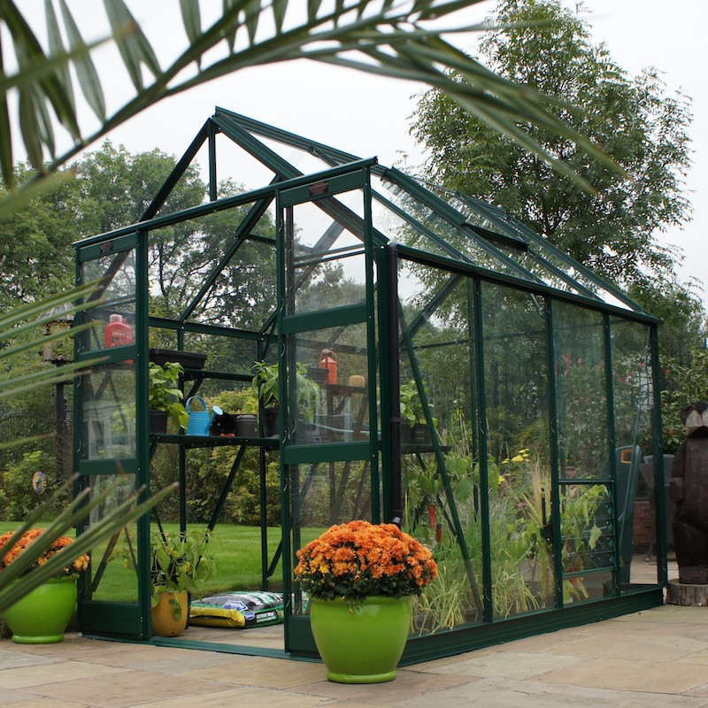 6′3″ Wide Strata Elite Greenhouse