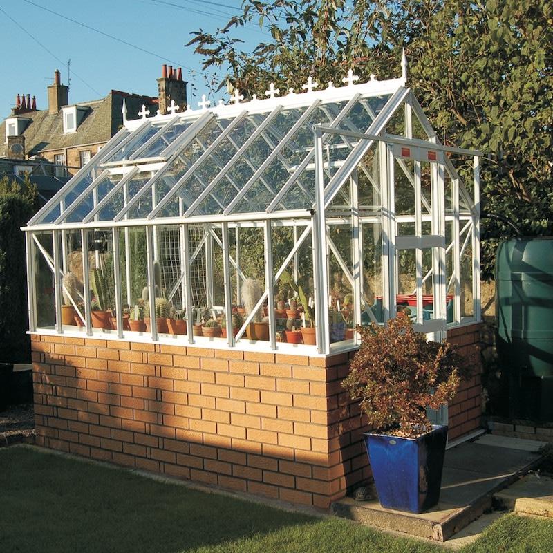 6′3″ Wide Thyme Dwarf Wall Elite Greenhouse