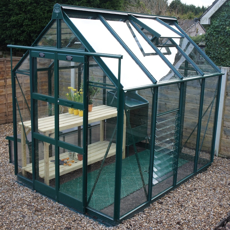 6′3″ Wide Titan 600 Elite Greenhouse