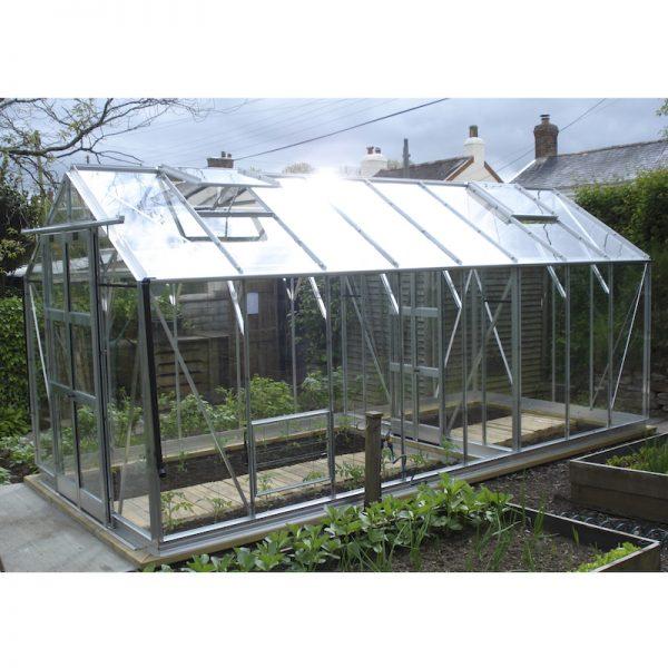 7′5″ Wide Vantage Elite Greenhouse