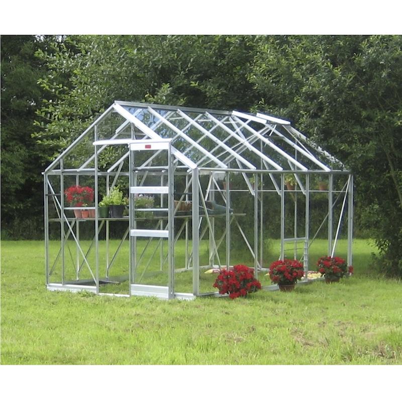 8′5″ Wide Belmont Elite Greenhouse
