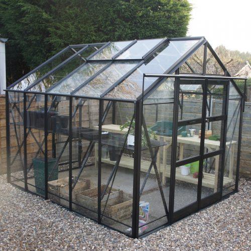 8′5″ Wide GX800 Elite Greenhouse