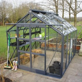 8′5″ Wide Titan 800 Elite Greenhouse
