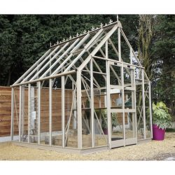 8′5″ Wide Zenith 800 Elite Greenhouse