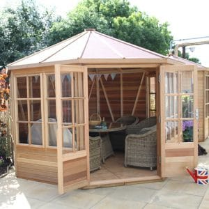Broadwell 10×10 Alton Summerhouse