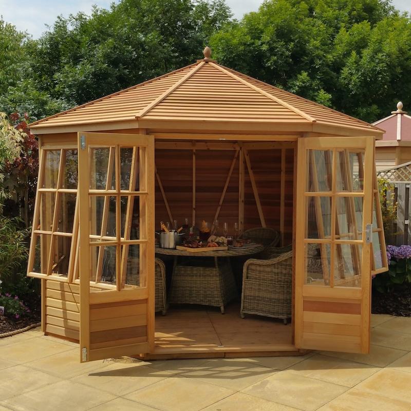 Broadwell 10x10 Plus Alton Summerhouse