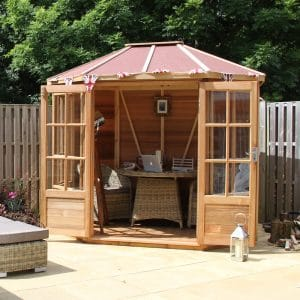 Chatsworth 6×8 Alton Summerhouse
