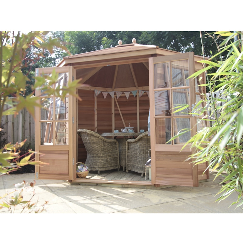 Mickleton 8x9 Alton Summerhouse