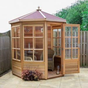 Shipton 6×6 Plus Alton Summerhouse