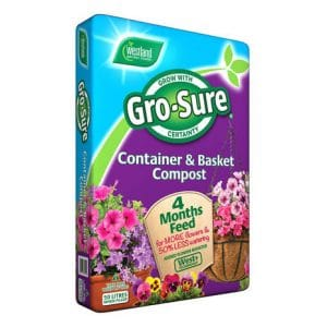 Container & Basket Compost £3.99