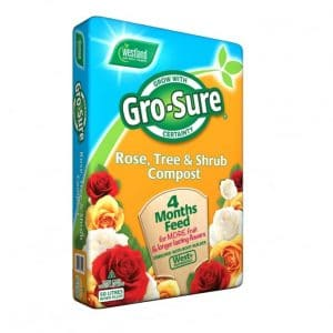 Rose, Tree & Shrub Compost £5.99